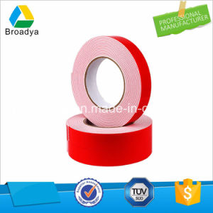 12mm Wide Red Double-Sided EVA Adheisve Foam Tape (BY-ES25) pictures & photos