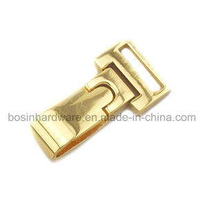 Custom Gold Metal Handbag Swivel Snap Hook pictures & photos