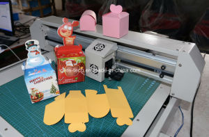 780mm X 1080mm Arms Precise Flatbed Cutter pictures & photos