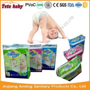 China Baby Care Products Pampering Snug and Dry Disposable Baby Diapers Supplier pictures & photos