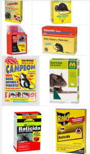 Supermarket Style Mouse Poison Rodenticide pictures & photos