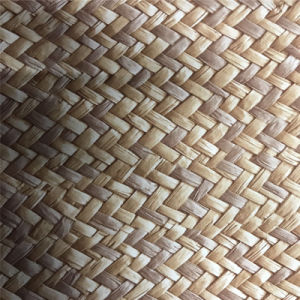 Good Quality Wood-Grain Leather Cork Leather Material for Shoe (HS-M309) pictures & photos