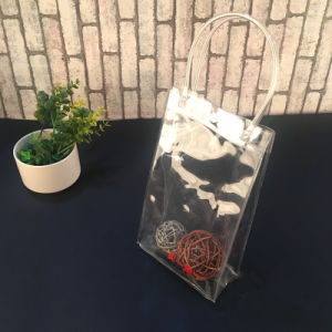 Hot Sales Customized Clear PVC Stand up Pouch pictures & photos