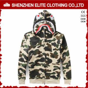 Cheap Online Zip up Wholesale Camo Hoodie Kids (ELTHSJ-942) pictures & photos