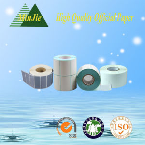 High Quality Thermal Self Adhesive label and Sticker