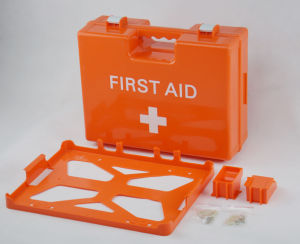 Empty  Top Sale Plastic First Aid Kit Waterproof First Aid Case Made in China pictures & photos