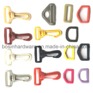 Bag Belt Strap Plastic Swivel Hook Buckle pictures & photos