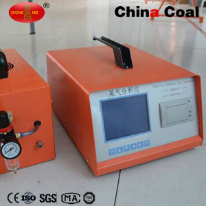 Sv-5q Portable Automatic Car Engine Exhaust Emission Flue Gas Analyzer pictures & photos