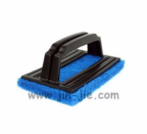 High Density Magic Sponges Green Scouring Brush pictures & photos