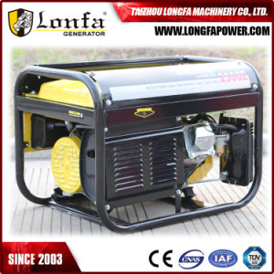 2.2kw Electric Start 4 Stroke 6.5HP Gasoline Generator pictures & photos
