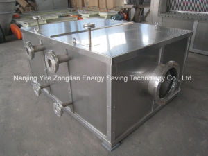 Finned Tube Air to Water Heat Exchanger