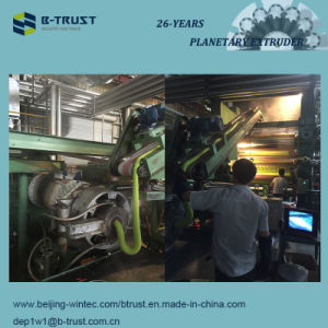 18′′x55′′ L Calender Machine Two Roll Mill with Drilled Roll pictures & photos