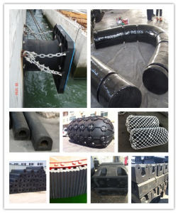 Dock Bumper for Boat Ship Dock Port Fendering pictures & photos