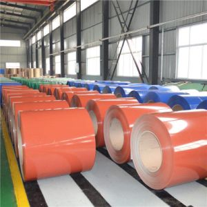 Low Price High Quality Manufacturer PPGI Prepainted Steel Coil PPGL Color Coated Aluminum Steel pictures & photos
