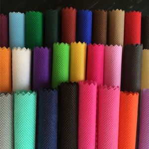 Color Non-Woven 13GSM to 150 GSM with Width up to 3200mm pictures & photos