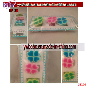 Promotion School Supplies Novelty Clips Stationery Set (G8126) pictures & photos