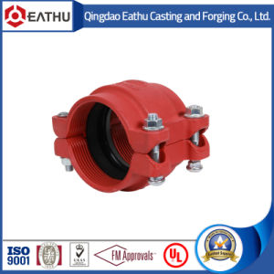 Ductile Iron Grooved Pipe Fittings From Supplier with 16 Years′ Experience pictures & photos