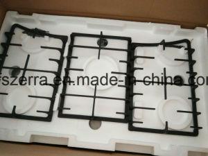 High Quality 3 Burner Best Gas Range (JZG53201A) pictures & photos