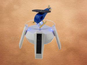 4-Leg Solar Rotating Turntable Solar Gift Display Stand 007-4