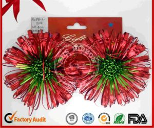 Christmas Decoration Fancy Bow Ribbon Gift Bow pictures & photos