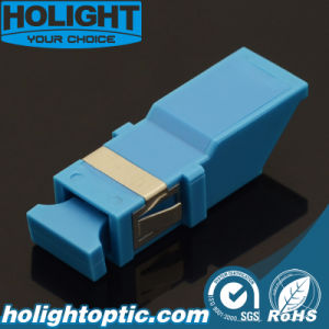 FTTH Shutter Adapter Sc Sx mm Beige Without Flange Type pictures & photos