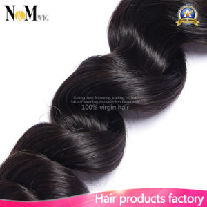 Loose Wave Brazilian Virgin Hair 100% Remy Human Hair Weave pictures & photos
