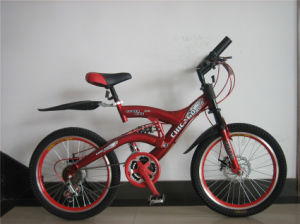 Mountain Bicycle with Big Double Shock Front Fork 26 Inches pictures & photos