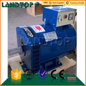 LANDTOP International Standard brush single phase alternator pictures & photos