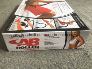 Original Abdomen Color Box Better Body Solutions Ab Wheel Roller pictures & photos