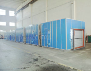 High Efficiency Modular Heating Unit for Papermaking Workshop pictures & photos