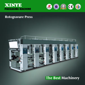 Six Color Gravure Printing Machine pictures & photos