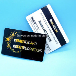Heidelberg Offset Printing Smart Hico Loco Casino Magnetic Member Card pictures & photos