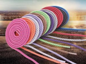 Eco-Friendly in Yards PP/Nylon/Polyester/Cotton Elastic Cord for Bags pictures & photos