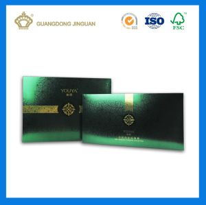High End Customized Cosmetic Package Paper Box Set (with UV printing) pictures & photos