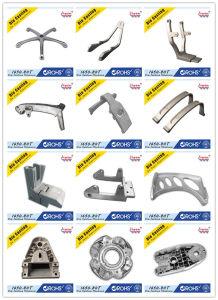 Aluminum Zinc Alloy Precision Die Casting Service pictures & photos