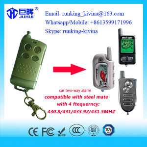 Steelmate Car Alarm Remote Control 433.92MHz pictures & photos