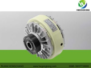 Hollow Shaft Type Magnetic Powder Clutch for Plastic Machinery (25N. m) pictures & photos