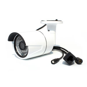 New IR LED Auto-Focus Poe 4MP IP Camera pictures & photos