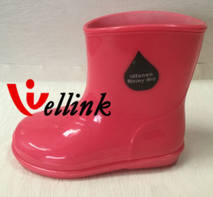 Fashion Style High Quality Ladies Rainboots pictures & photos