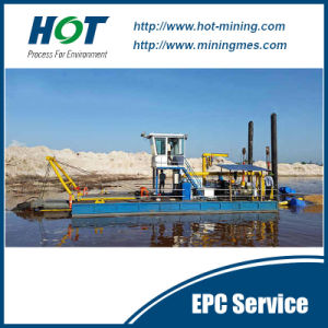 Low Price River Cutter Suction Dredger pictures & photos