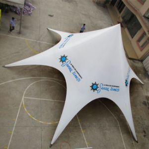 Uperior Quality Surface Star Shaped Tent for Party pictures & photos