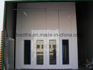 Large Paint Booth for Wide Bus/Truck pictures & photos