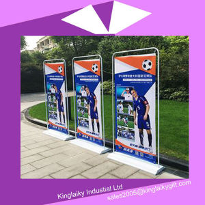 Fast Delivery Portable Roll up Display From China Supplier Pd16-001 pictures & photos