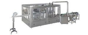 Automatic Pet Fruit Juice Drinks Bottling Line / Orange Juice Filling Machine Cost