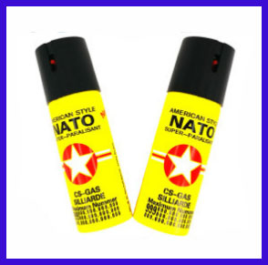 Nato 110ml Self Defense Pepper Spray for Lady (SYSG-74) pictures & photos