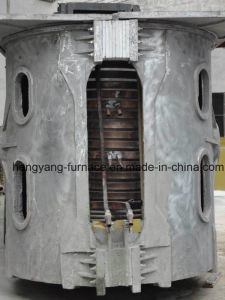 Nonferrous Metal Induction Melting Furnace for 5t pictures & photos