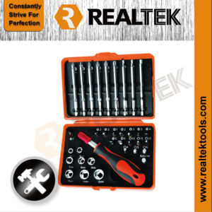 Professional 35PCS Bits and Sockets Set pictures & photos