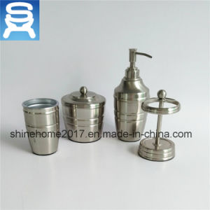Satin Nikel or Chrome Finish Bath Accessory/Bathroom Set/Bathroom Accessories/Bathroom Accessory pictures & photos