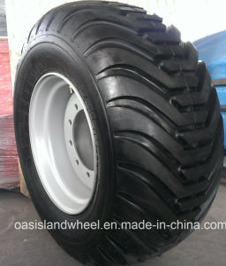 Flotation Wheel Rim (20.00X22.5 20.00X26.5) for Farm Trailer Tyre pictures & photos