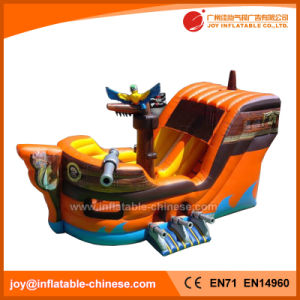Inflatable Boat Inflatable Entertaiment Pirate Ship Bouncer (T6-607) pictures & photos